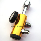 Regolatore brandnew 0-4L/8L/15L/25lpm Diss del serbatoio di ossigeno Cga540/presa Jh540-M-C valvola di ritenuta