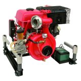 11HP Portable Fire Fighting Pump avec Lifan Engine