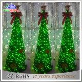 Het Licht van de Boom van de binnen Eenvoudige LEIDENE van de Decoratie Kegel van Kerstmis