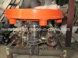 ポリエチレンのカラーストリップ袋のフィルムの吹く機械