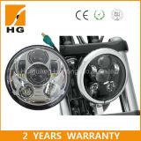 Großhandels-E-MARK 5.75inch LED Scheinwerfer rund für Motorrad Harley Daymaker