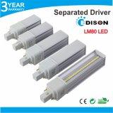 G-24 Luz do diodo emissor de luz do PLC da recolocação