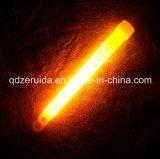 5 Stokken van het Licht van de Veiligheid van minuten de ultra Heldere Oranje