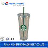 Plastic Overhellende Machine Thermoforming voor de Kop van het Water (hftf-80T)