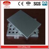 Panneau en aluminium de marbre imité pour le système de mur (JH202)
