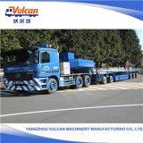 Yangzhou a personnalisé la remorque de service de camion d'essieux semi
