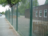 熱いすくいは358防御フェンス、刑務所の高い安全性の塀に電流を通した