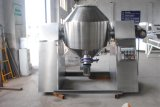 Mezclador doble del cono para la capa del polvo