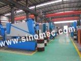 CNC отжимает гибочную машину We67k-125t/3200 машины тормоза