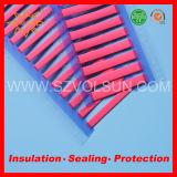 Chemise de rétrécissement de chaleur imprimable de borne de câble