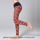 Eignungspandex-Yoga keucht Sportkleidung für das Abnehmen des Surfens