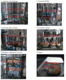 Remplissage de vin de Pricered de bonne qualité de vente et machine inférieurs chauds de cachetage