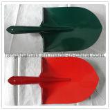 Tête aiguë ronde en acier populaire de pelle à pelle