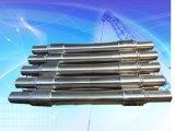 F114 SAE1045 AISI1045n schmiedete Stahlgang-Zahntrieb-Welle