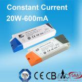 300mA 20WのGSのCBが付いている一定した流れLEDの電源