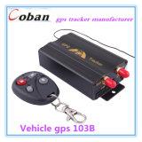 GPS van Rastreador van het Voertuig van de auto Drijver Tk103b met APP en van het Web Platform