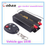 Automobile GPS Tk103b di Coban con la piattaforma di Web e di APP