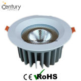 Shenzhen Century Hot Selling 20W CREE COB LED Down Light avec Meanwell Transformer
