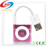 [Sq-14] Sincronizzazione Data Cable del USB Charger per il iPod Shuffle terzo quarto quinto Generation 10.5cm del Apple