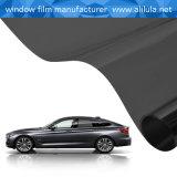 أسود اللون الجانب الأمامي نافذة السيارة Metallism السينمائي