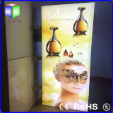 Doppio Side Fabric LED Light Box Advertizing con Aluminum Frame LED Backlit Sign