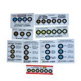 Farbe geänderte Feuchtigkeitsanzeiger-Karte (HIC) in der guten Qualität