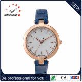 Horloge van eenvoudige maar Dame Quartz All Roestvrij staal van Nice het Hete Verkopende