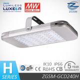 UL Dlc LED Philips LEDs Meanwell 운전사를 가진 높은 만 빛 240W