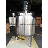 Misturador líquido industrial do agitador do aço inoxidável 2000 litros
