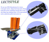 Motor de máquina de argila DC Clay para máquina de armadilha de bambu dupla
