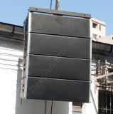 Passive Methoden-Zeile Reihen-Lautsprecher DJ-Lautsprecher-Resonanzkörper des Doppelt-12 des Zoll-3 für im Freien
