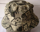 Крышка ведра бейсбола камуфлирования/шлем, шлем флапи-диска спортов
