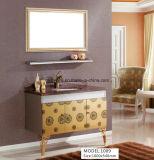 mobília preta do banheiro do aço inoxidável de 900mm (LZ-1818)