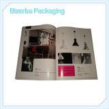 Подгонянное цветастое бумажное печатание брошюры