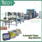 Sac de papier automatique faisant des machines