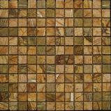 Estilo retro mosaico de piedra para la construcción de viviendas de materiales (FYSSC147)