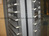 Melhor preço de boa qualidade Persiana vertical de alumínio / obturador
