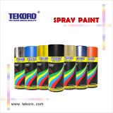 Peinture de jet polyvalente, couche de peinture, peinture d'aérosol