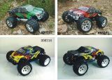 1: Road Monster RC Truck Erc862 떨어져 8 경량 Nitro 4WD