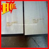 ASTM B265 GR 5 Titanium Sheet en stock