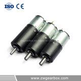 motor pequeno da engrenagem do torque elevado das baixas energias de 12V 32mm