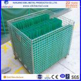 OIN/cadre empilable qualifié par ce de fil d'acier avec le prix bon marché