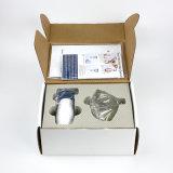 Handineinander greifen-Zerstäuber-medizinische Verbrauchsmaterialien