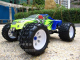 94087 1/8 4WD Nitro RC Monster Truck Racing Car