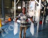 Machine de glace de tube avec la machine à emballer