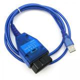 Commutateur diagnostique de câble de VAG Kkl 409 USB OBD2