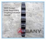 Sany 굴착기는 Sany 유압 굴착기를 위한 스프로킷을 분해한다