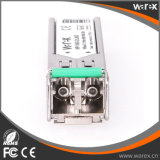 Módulo óptico rentable de 100Base-ZX 1550nm los 80km SFP