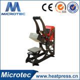 Machine ouverte de presse de la chaleur d'automobile de petite taille