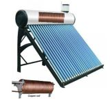 300L Thermosyphon verwarmt de Geëvacueerdek Verwarmer van het Water van de Buis Zonne voor